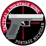 Tactical Advantage Guns Logo