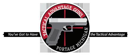 Tactical Advantage Guns Logo